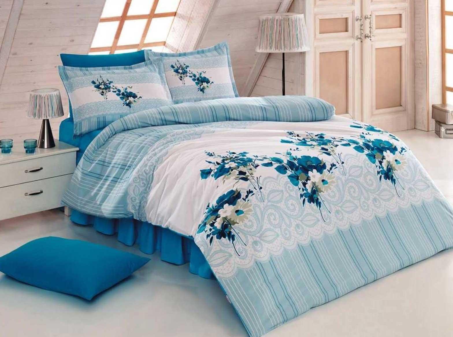 5 tlg bettw sche bettgarnitur 100 kissen baumwolle 200 x. Black Bedroom Furniture Sets. Home Design Ideas