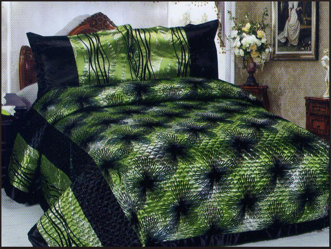 Couvre lit couette oreiller ensemble de literie 3 for Couvre couette