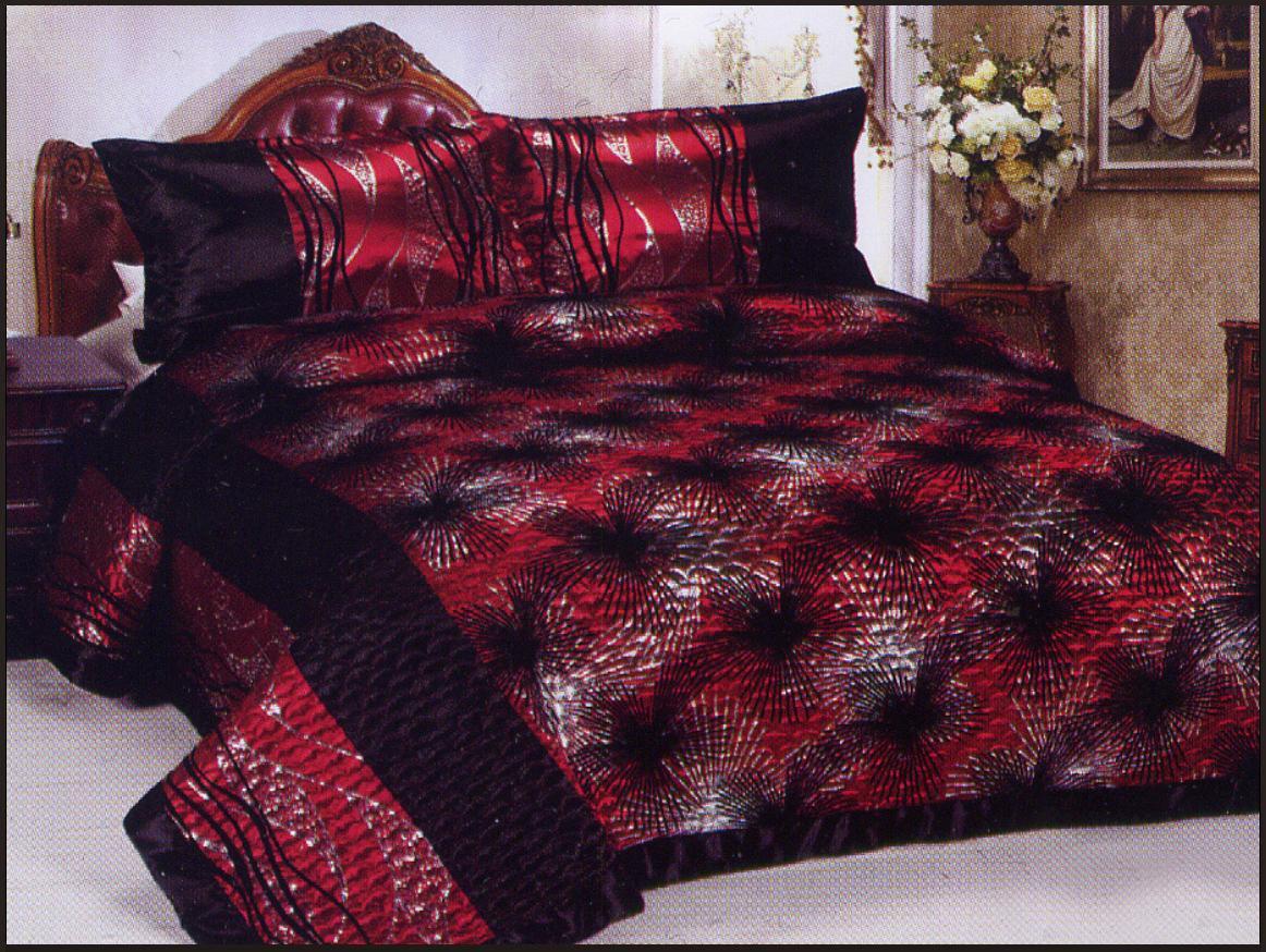 couvre lit couette oreiller ensemble de literie 3 taies 250 cm x 270 cm ebay. Black Bedroom Furniture Sets. Home Design Ideas