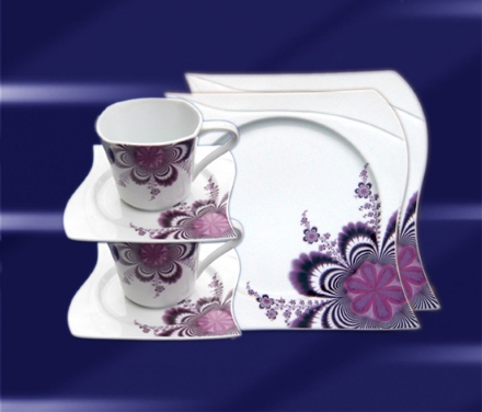 60 tlg geschirr tafelservice kaffeeset kombiservice porzellan 12 personen chrd ebay. Black Bedroom Furniture Sets. Home Design Ideas