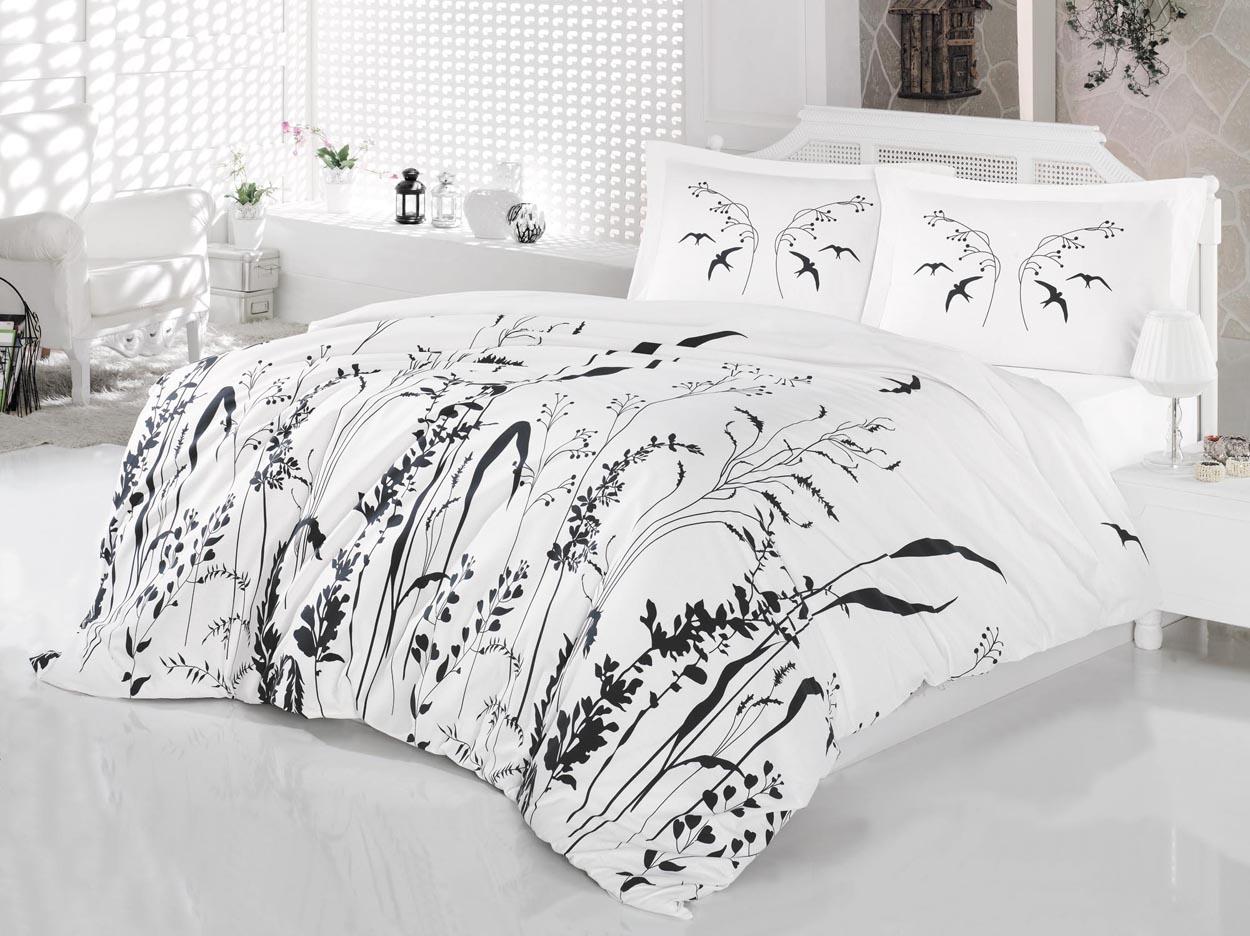 100 cotone biancheria da letto lenzuolo cuscino coperta - Letto matrimoniale 200x200 ...