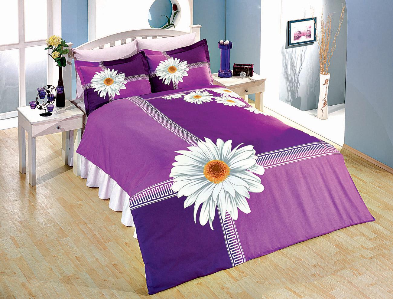bettw sche baumwolle lila my blog. Black Bedroom Furniture Sets. Home Design Ideas