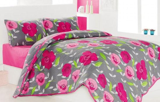 5 tlg bettw sche 200x200 cm baumwolle volare pink neu ebay. Black Bedroom Furniture Sets. Home Design Ideas