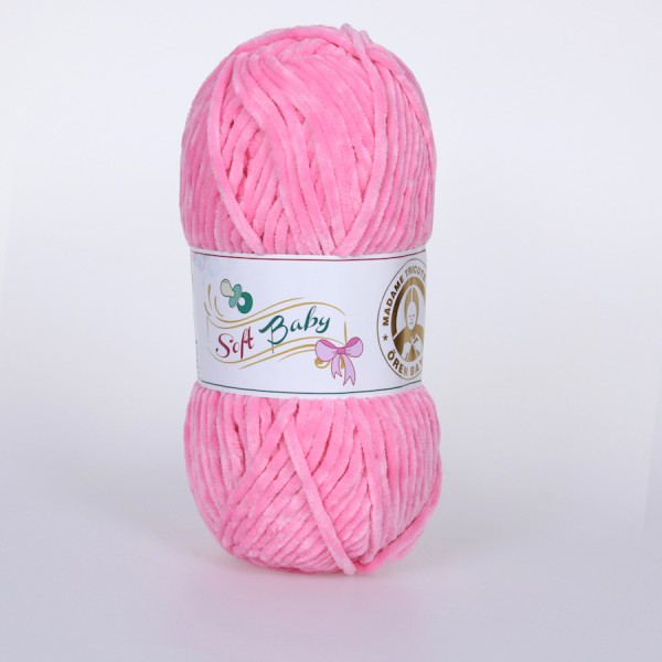 Wolle Garn 5x100 g SOFT BABY #507