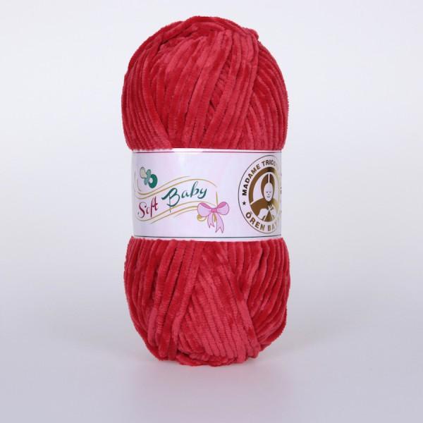Wolle Garn 5x100 g SOFT BABY #510