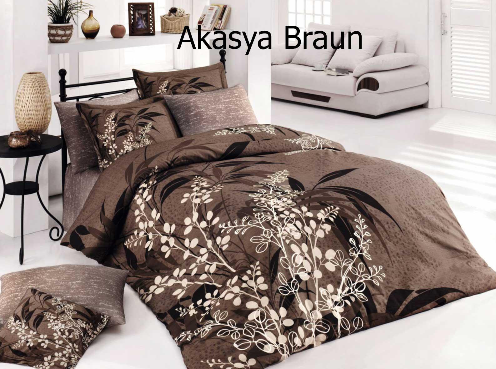 Bettwaren, -wäsche & Matratzen 3d Bettwäsche Bettgarnitur 200x220 200x200 220x240 Cm 100% Baumwolle Akasya