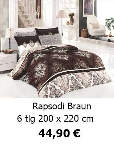 5 tlg bettw sche bettgarnitur bettbezug 100 baumwolle kissen 200x200 cm raps br ebay. Black Bedroom Furniture Sets. Home Design Ideas