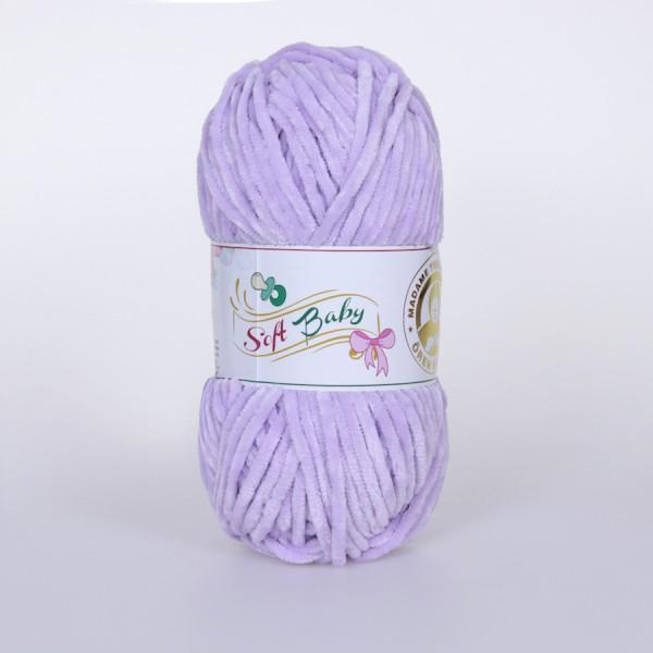 Wolle Garn 5x100 g SOFT BABY #506