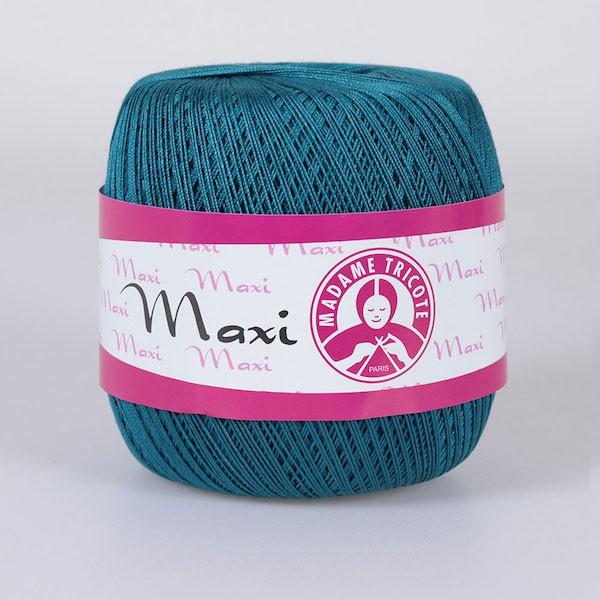 Wolle Garn 6x100 g MAXI #4938