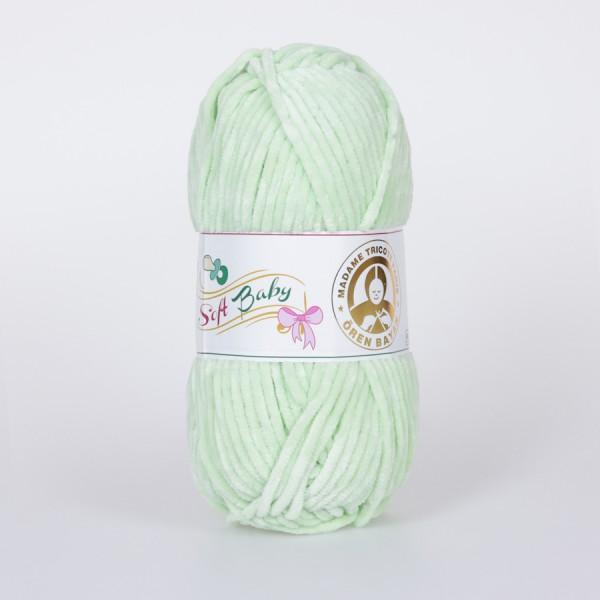 Wolle Garn 5x100 g SOFT BABY #504