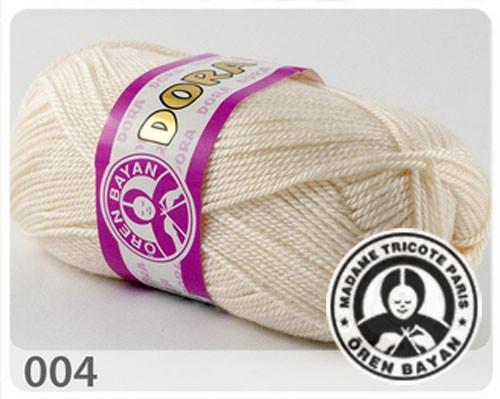 Wolle Garn 5x100 g DORA #004