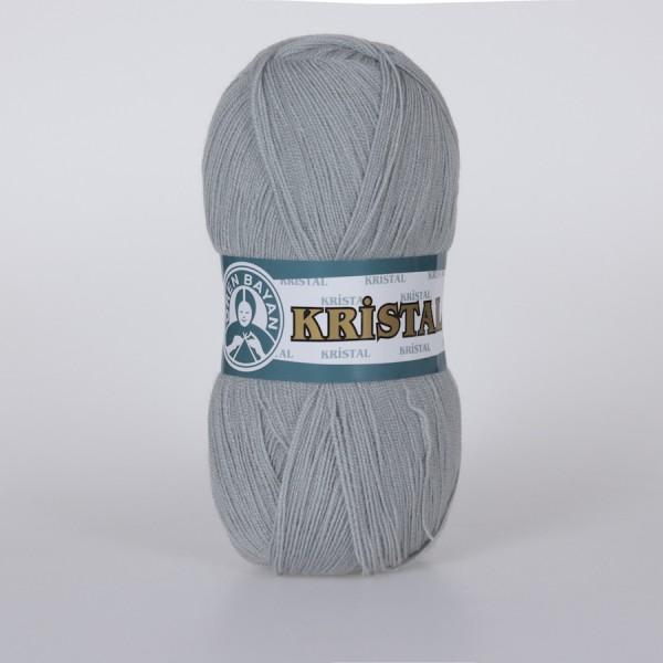 Wolle Garn 5x100 g KRISTAL #007