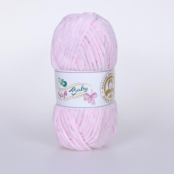 Wolle Garn 5x100 g SOFT BABY #505
