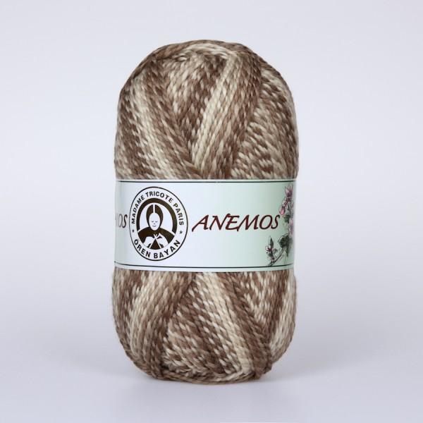 Wolle Garn 3x200 g ANEMOS #502