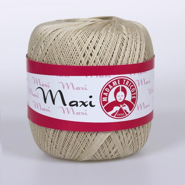 Wolle Garn 6x100 g MAXI #4660