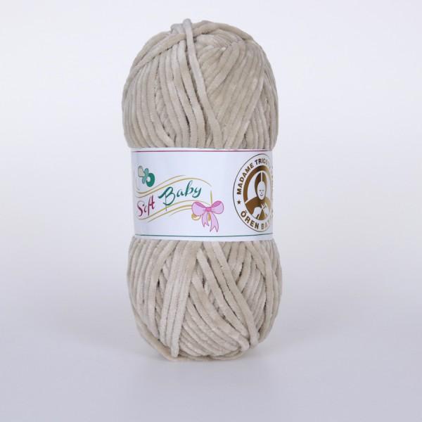 Wolle Garn 5x100 g SOFT BABY #512