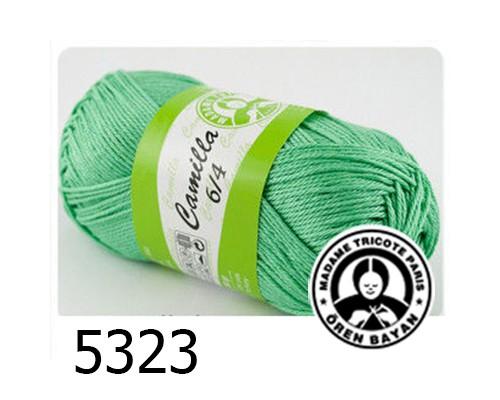 Wolle Garn 10x50 g CAMILLA #5323