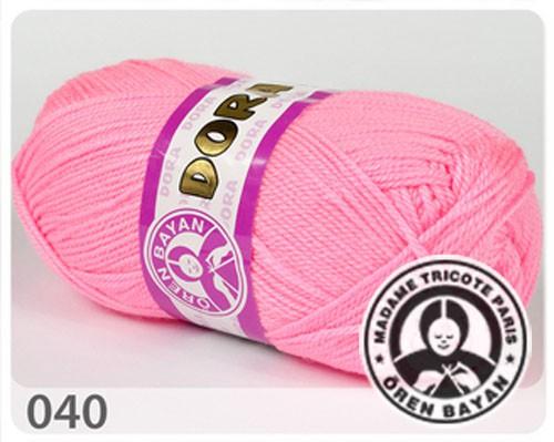 Wolle Garn 5x100 g DORA #040