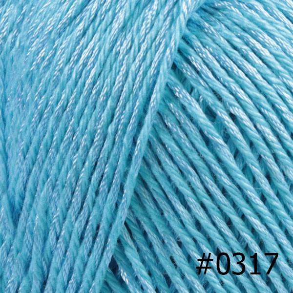 Wolle Garn 5x100 g TENA #317