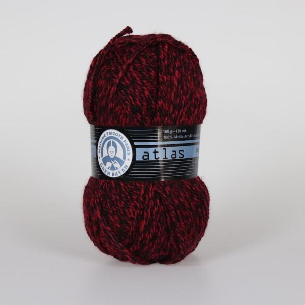 Wolle Garn 5x100 g ATLAS #302