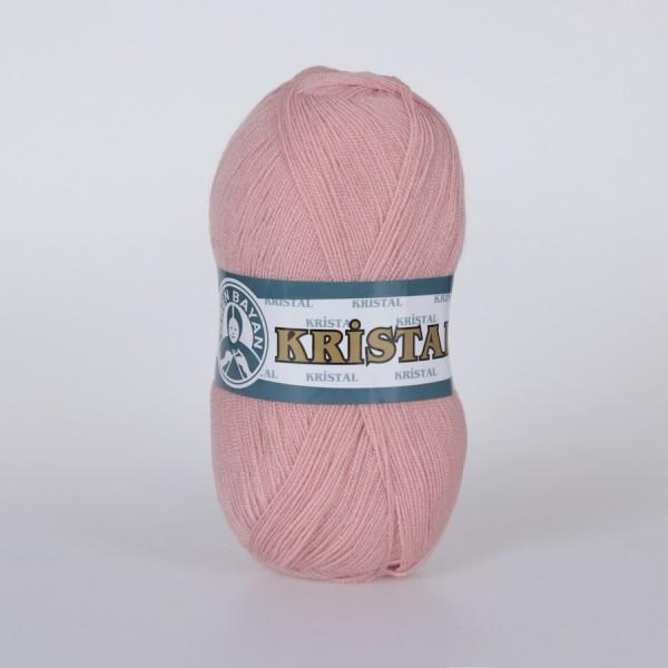 Wolle Garn 5x100 g KRISTAL #001