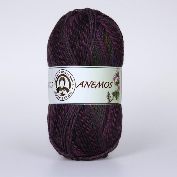 Wolle Garn 3x200 g ANEMOS #510