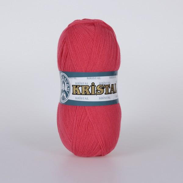 Wolle Garn 5x100 g KRISTAL #002