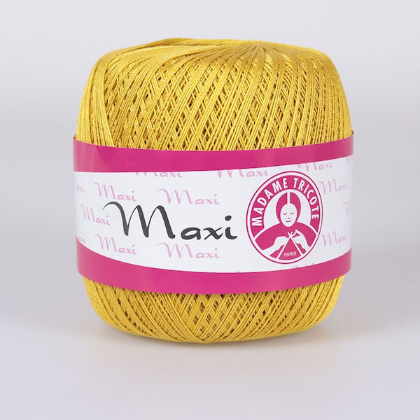 Wolle Garn 6x100 g MAXI #4940