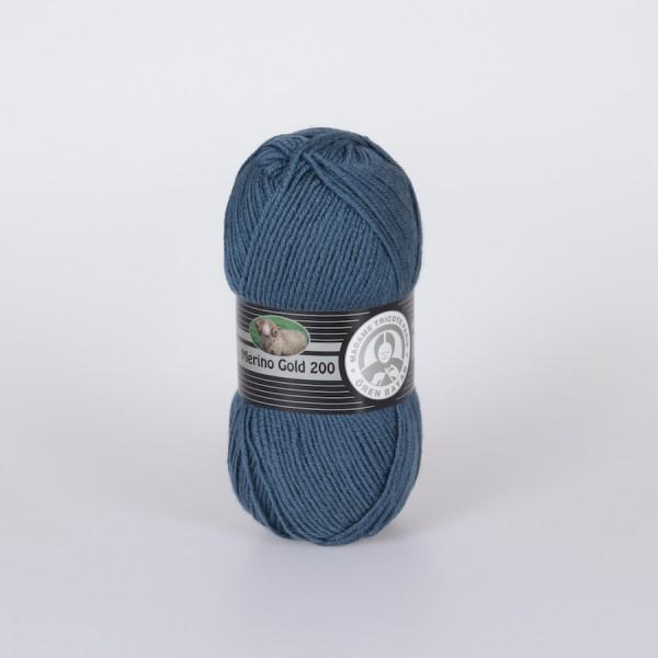 Wolle Garn 5x100 g MERINO GOLD 200 #018