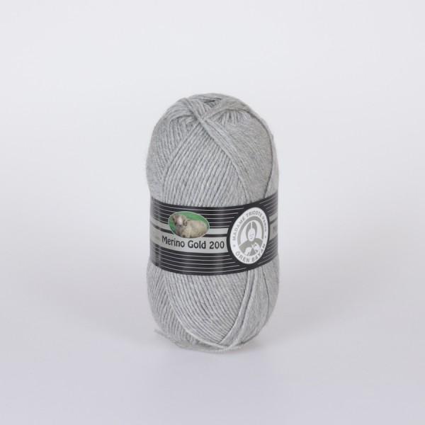 Wolle Garn 5x100 g MERINO GOLD 200 #007